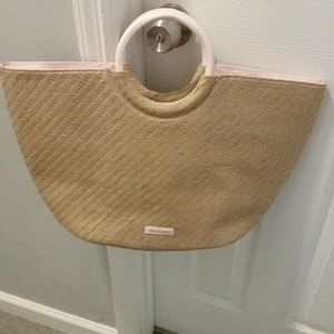 Juicy Couture brand new straw bag